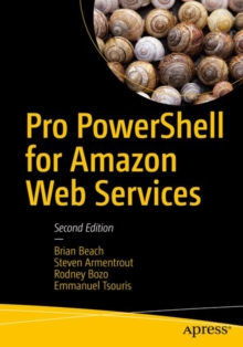 Pro PowerShell for Amazon Web Services, Paperback / softback Book