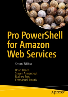 Pro PowerShell for Amazon Web Services, EPUB eBook