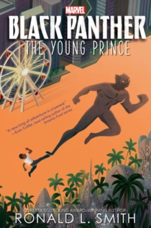Black Panther: The Young Prince, Hardback Book