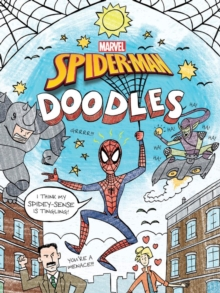 Spider-man Doodles, Paperback / softback Book