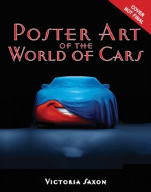 Poster Art Of The World Of Cars, Hardback Book