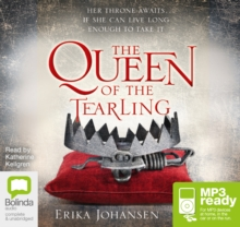The Queen of the Tearling, Audio disc Book