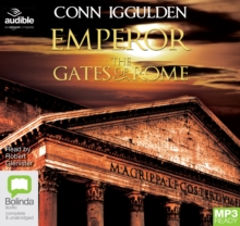 The Gates of Rome, Audio disc Book