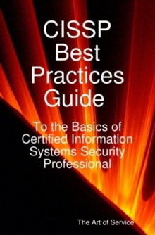 CISSP Best Practices Guide to the Basics of Certified Information Systems Security Professional, PDF eBook