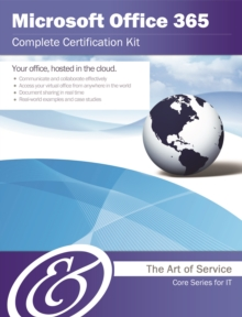 Microsoft Office 365 Complete Certification Kit - Core Series for IT, EPUB eBook