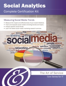 Social Analytics Complete Certification Kit - Core Series for IT, EPUB eBook