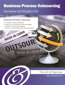 Business Process Outsourcing Complete Certification Kit - Core Series for IT, EPUB eBook
