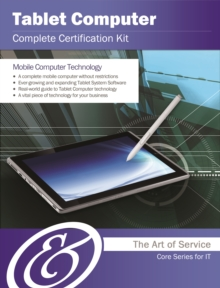Tablet Computer Complete Certification Kit - Core Series for IT, EPUB eBook