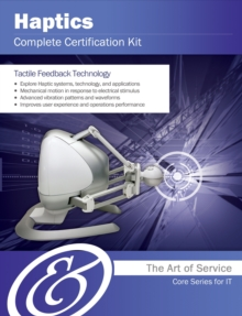 Haptics Complete Certification Kit - Core Series for IT, EPUB eBook