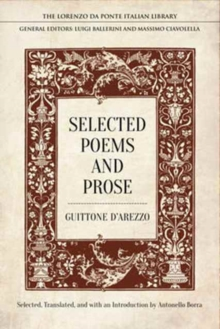 Selected Poems and Prose, Hardback Book