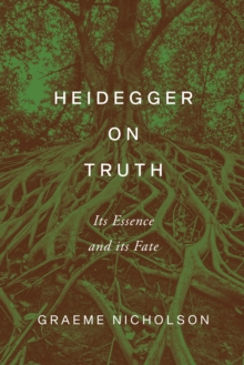 Heidegger on Truth : Its Essence and its Fate, EPUB eBook