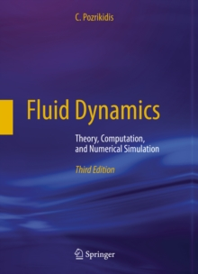 Fluid Dynamics : Theory, Computation, and Numerical Simulation, PDF eBook