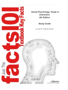 Social Psychology, Goals in Interaction, EPUB eBook