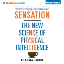 Sensation : The New Science of Physical Intelligence, eAudiobook MP3 eaudioBook