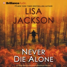 Never Die Alone, eAudiobook MP3 eaudioBook