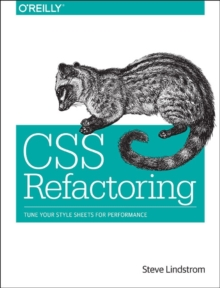 CSS Refactoring, Paperback / softback Book