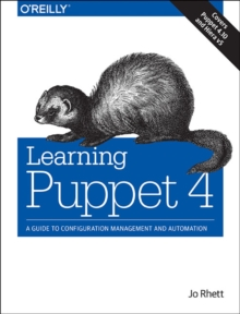 Learning Puppet 4, Paperback Book