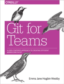 Git for Teams, Paperback Book