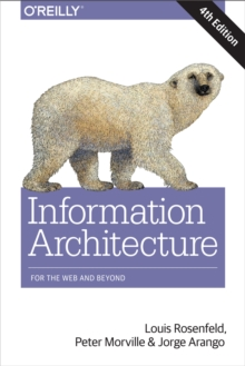 Information Architecture : For the Web and Beyond, EPUB eBook