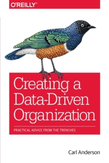 Creating a Data-Driven Organization : Practical Advice from the Trenches, Paperback Book