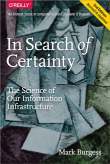 In Search of Certainty, Paperback / softback Book