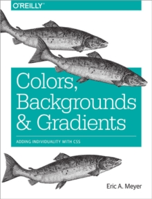 Colors, Backgrounds and Gradients, Paperback Book