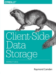 Client-Side Data Storage : Keeping it Local, Paperback Book