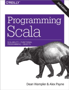 Programming Scala 2e, Paperback Book