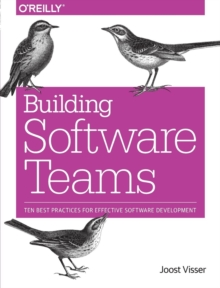 Building Software Teams, Paperback / softback Book