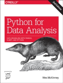 Python for Data Analysis, 2e, Paperback Book
