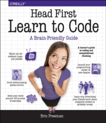 Head First Learn to Code, Paperback Book