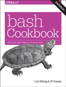 bash Cookbook 2e, Paperback Book