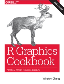 R Graphics Cookbook 2e, Paperback Book