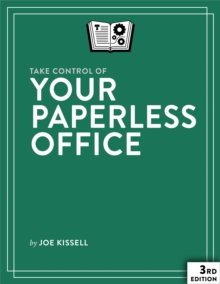 Take Control of Your Paperless Office, EPUB eBook