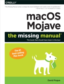 macOS Mojave: The Missing Manual : The book that should have been in the box, PDF eBook
