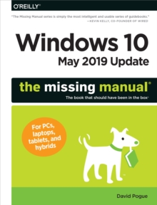 Windows 10 May 2019 Update: The Missing Manual : The Book That Should Have Been in the Box, PDF eBook