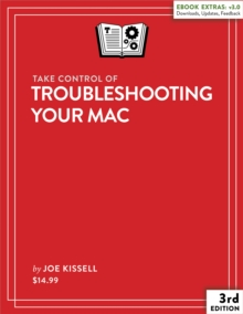 Take Control of Troubleshooting Your Mac, EPUB eBook
