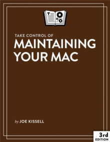 Take Control of Maintaining Your Mac, EPUB eBook