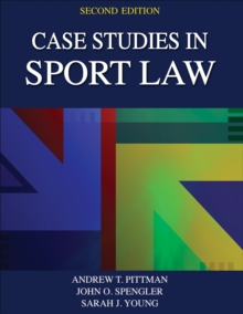 Case Studies in Sport Law, Paperback Book