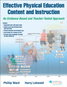 Effective Physical Education Content and Instruction With Web Resource : An Evidence-Based and Teacher-Tested Approach, Hardback Book