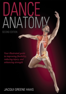 Dance Anatomy 2nd Edition, Paperback Book