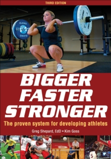 Bigger Faster Stronger 3rd Edition, Paperback Book