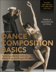 Dance Composition Basics-2nd Edition, Mixed media product Book