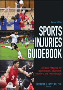 Sports Injuries Guidebook, Paperback / softback Book
