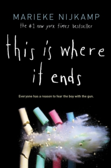 This Is Where It Ends - IE : International Edition, Hardback Book