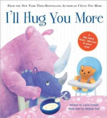I'll Hug You More, Hardback Book