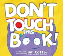 Don't Touch This Book!, Hardback Book