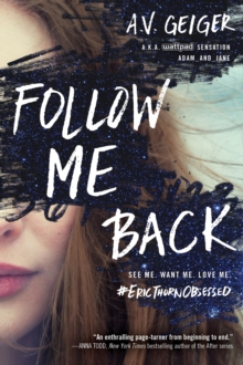 Follow Me Back, Paperback Book