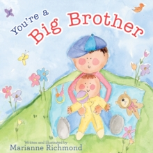 You're a Big Brother, Hardback Book