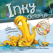 Inky the Octopus : Bound for Glory, Hardback Book